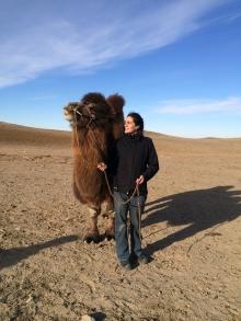 Caroline Driot Dr. Vétérinaire, nous raconte son expérience en Mongolie Vignette