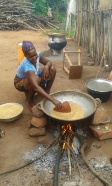 Soutien à la filière soja pour améliorer la sécurité alimentaire au Bénin Vignette
