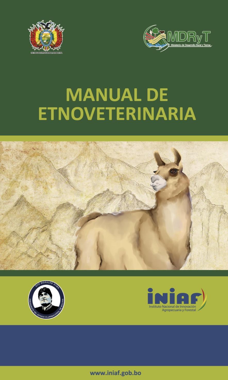 Manual de Etnoveterinaria en Bolivia Image principale
