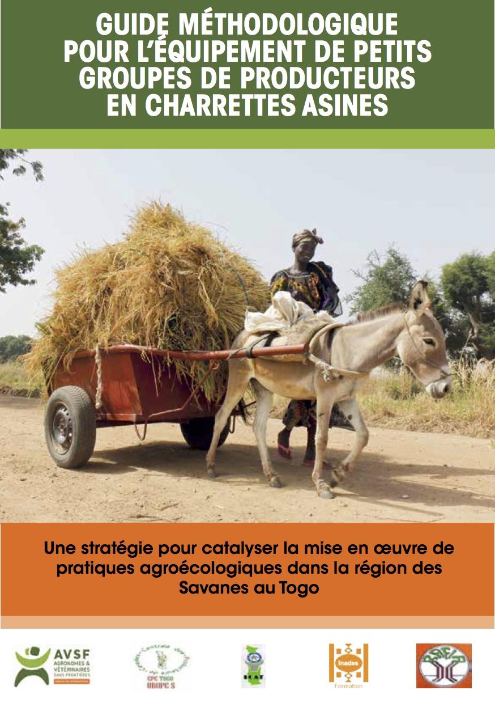 Guide méthodologique pour l'équipement de petits groupes de producteurs en charrettes asines Image principale