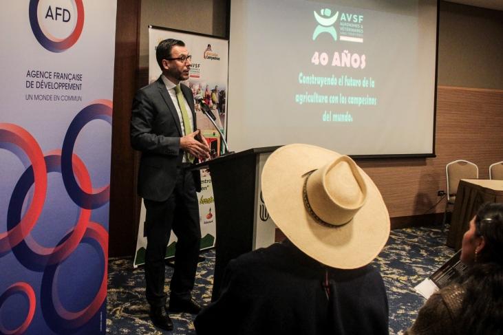 AVSF celebró sus 40 años en Perú Image principale