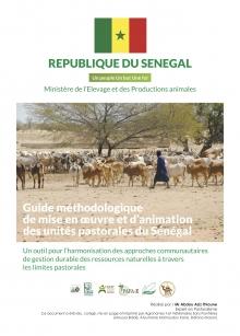 Guide méthodologique de mise en oeuvre et d'animation des unités pastorales au Sénégal  Vignette