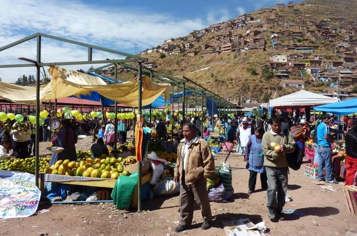 Pérou : vente directe pour réduire le gaspillage alimentaire Image principale