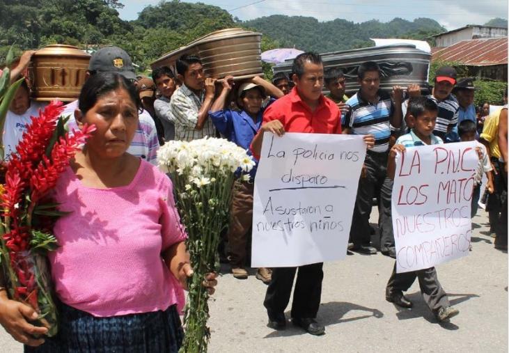 Defendiendo nuestros derechos en Guatemala Image principale