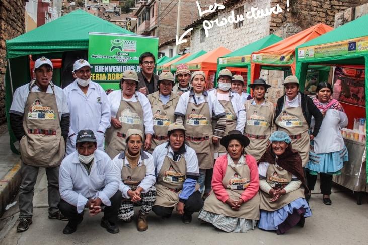 Soutenez les producteurs péruviens ! Image principale
