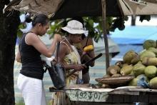 Commerce équitable de vanille, litchis, fruits et épices à Madagascar : le projet Agricoop Vignette