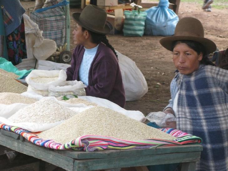 Proyecto coopac Qori Wasi - Cusco Image principale