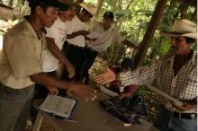 Défense du territoire indigène Q'eqchi au Guatemala Vignette