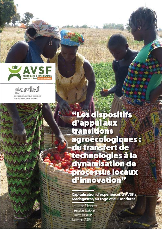 Les dispositifs d'appui aux transitions agroécologiques : du transfert de technologies à la dynamisation de processus locaux d'innovation Image principale