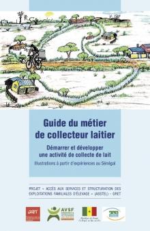 Guide du métier de collecteur laitier Vignette