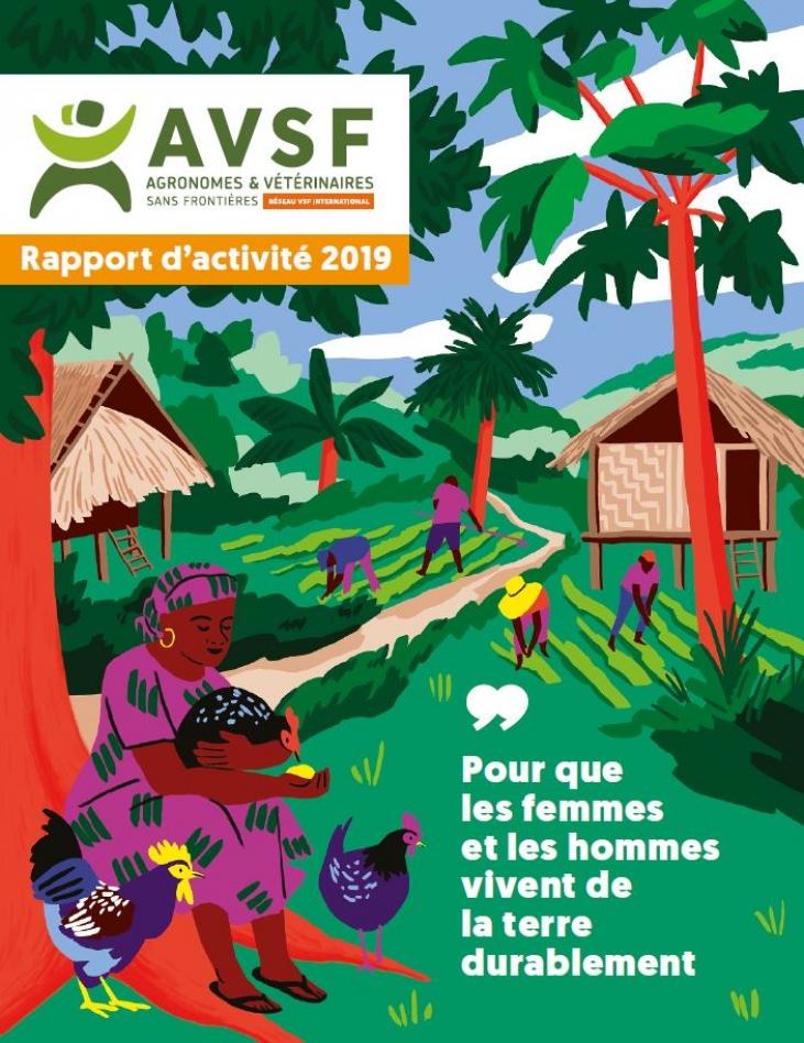 Rapport d'activité 2019 Image principale