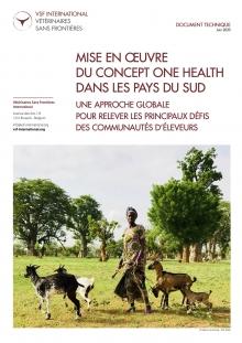 Mise en œuvre du concept One Health dans les pays du Sud : document technique de VSF-International Vignette