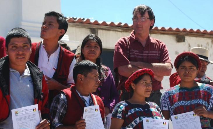 L'engagement de Benoît Maria au Guatemala Image principale