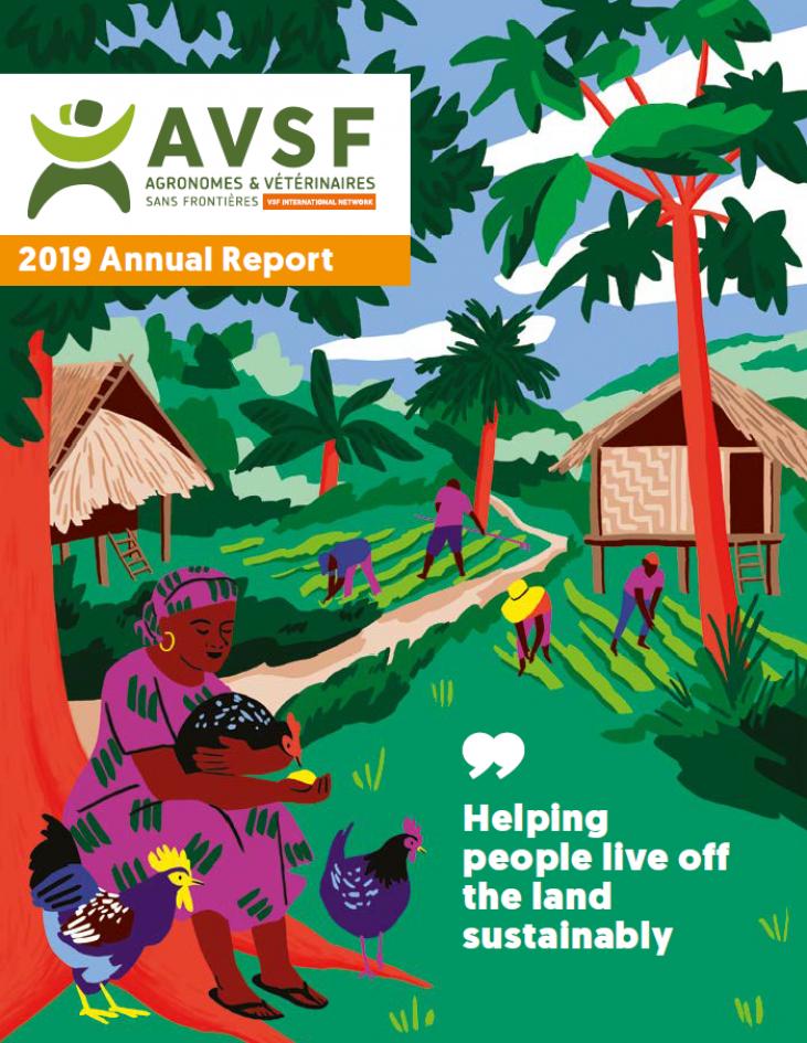 Annual Report 2019 Image principale