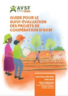Guide pour le suivi-évaluation des projets de coopération d'AVSF Vignette