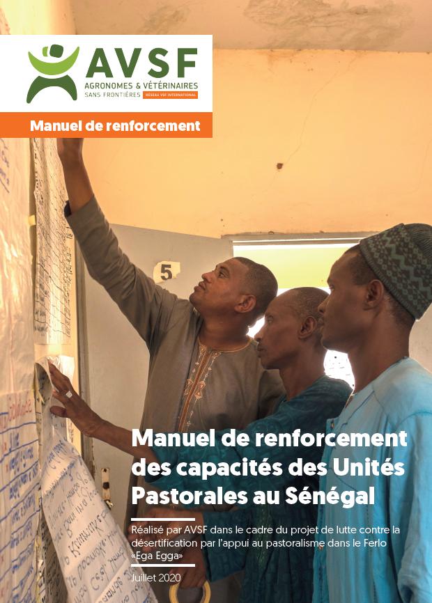 Manuel de renforcement des capacités des Unités Pastorales au Sénégal Image principale