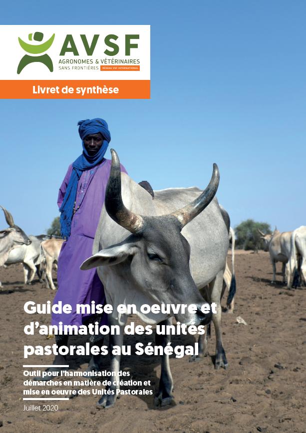 Guide mise en œuvre et d'animation des unités pastorales au Sénégal Image principale