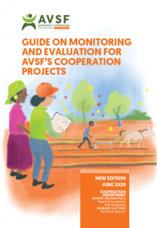 Guide on monitoring and evaluation for AVSF's projects of cooperation Vignette