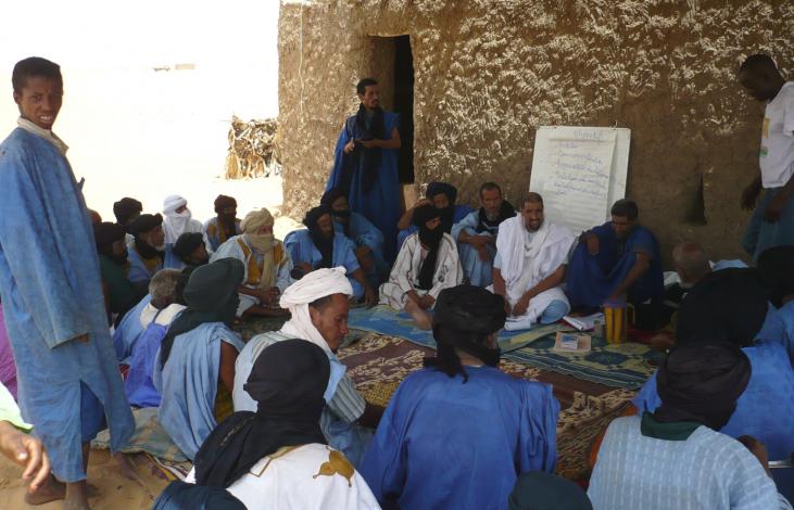 Offrir des perspectives face à l'insécurité au Mali, Niger et Burkina Faso Image principale