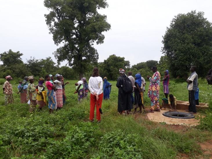 Au Mali, les femmes cultivent l'avenir Image principale