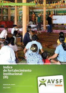 El índice de fortalecimiento institucional (IFI): manual de usuario Vignette