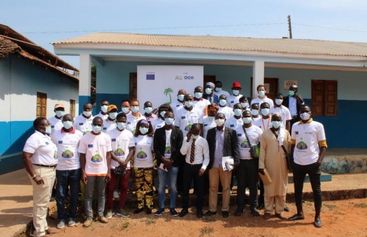 Agroécologie et développement économique dans les îles Bijagos en Guinée Bissau Image principale