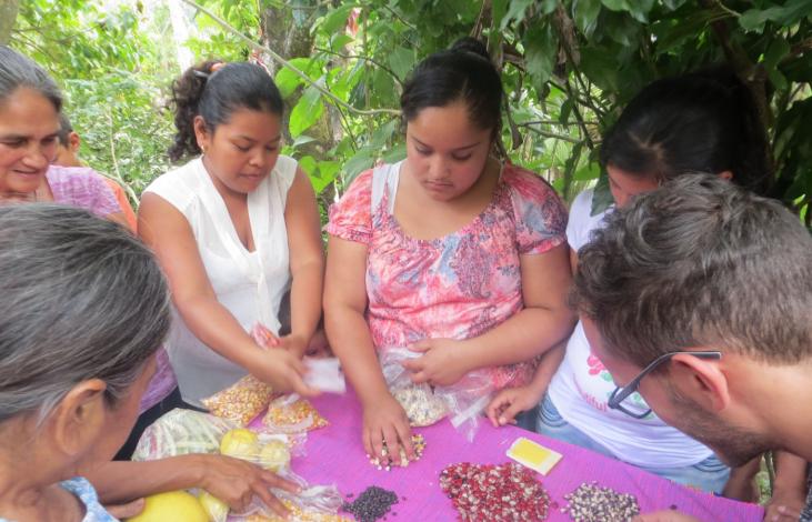 La jeunesse : moteur du changement au Honduras Image principale