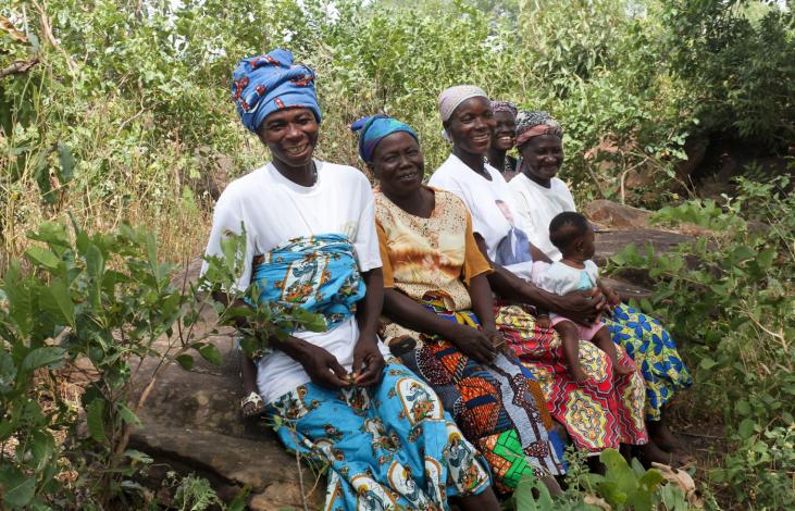 Soutien au développement économique des femmes rurales dans la région des Savanes au Togo Image principale