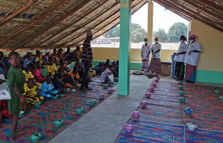 Circuits courts et cantines scolaires au Sénégal  Image principale