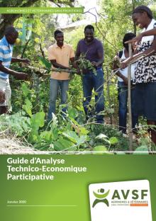 Guide d'Analyse Technico-Economique Participative Vignette