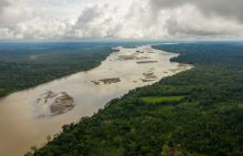 Equateur : TerrAmaz Yasuni, développement durable en Amazonie Vignette