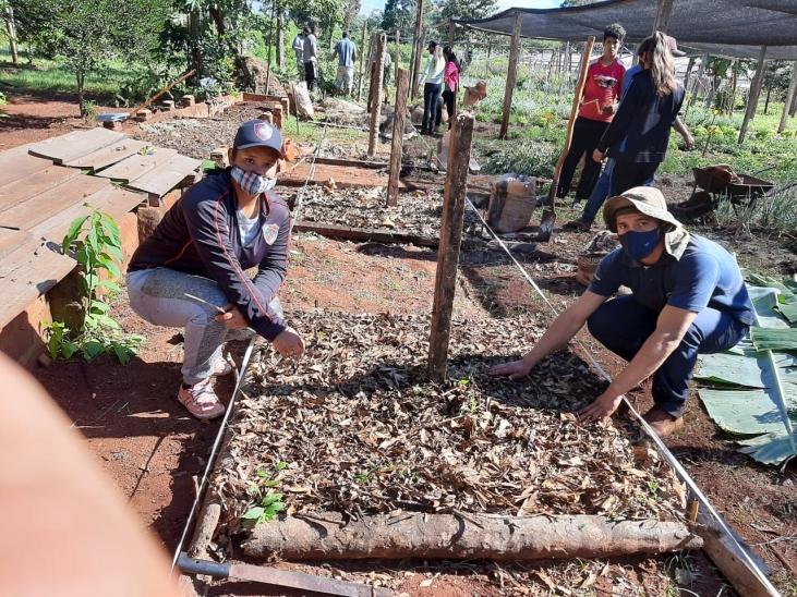 Paraguay: La educación técnica para jóvenes potencia la ruralidad  Image principale