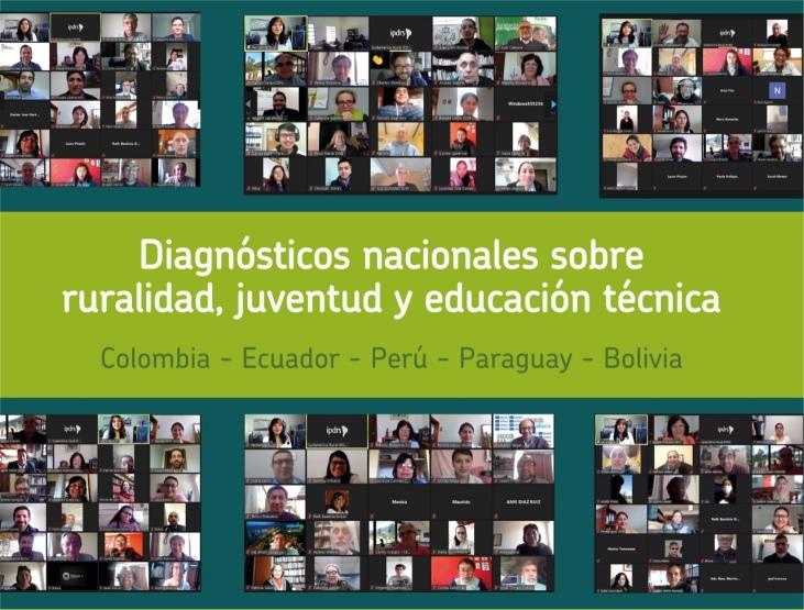 Regional: Nueva ruralidad, jóvenes y educación como un derecho humano Image principale