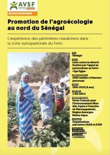 Promotion de l'agroécologie au nord du Sénégal Vignette