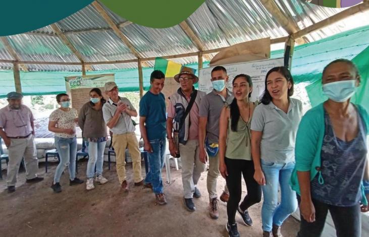 Colombie : Former les jeunes pour développer les territoires ruraux Image principale