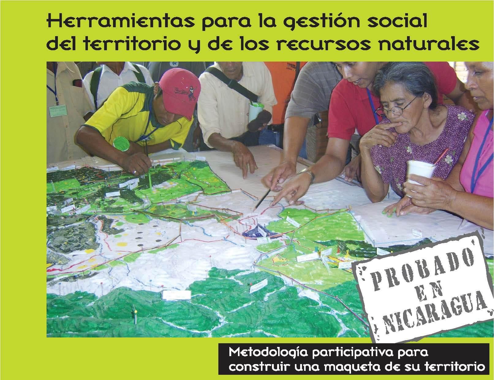 Thumbnail - Herramientas para la gestión social del territorio y de sus recursos naturales