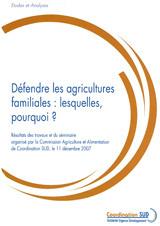 Thumbnail - Défendre les agricultures familiales : lesquelles, pourquoi ?