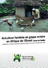 Thumbnail - Aviculture villageoise et grippe aviaire en Afrique de l'Ouest (Atelier)