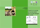 Thumbnail - Prévention et contrôle de la grippe aviaire dans les petits élevages de volaille