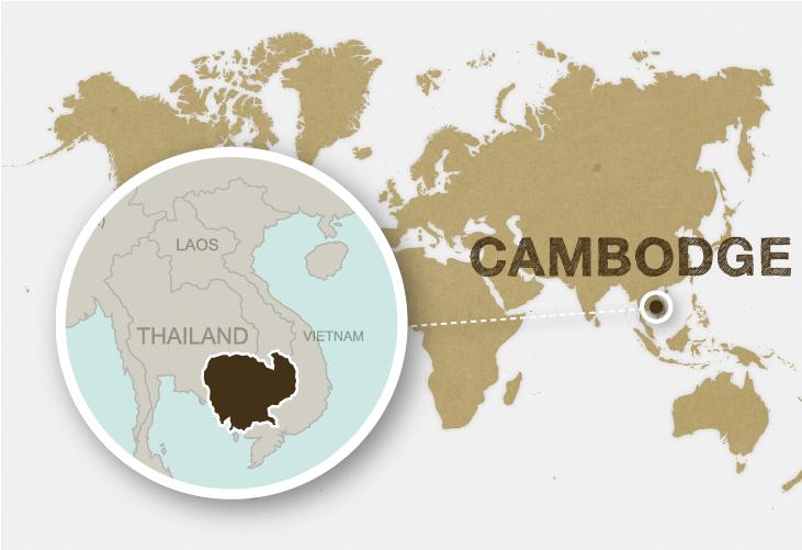 Cambodge Image principale