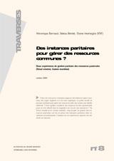 Thumbnail - Des instances paritaires pour gérer des ressources communes en zone pastorale