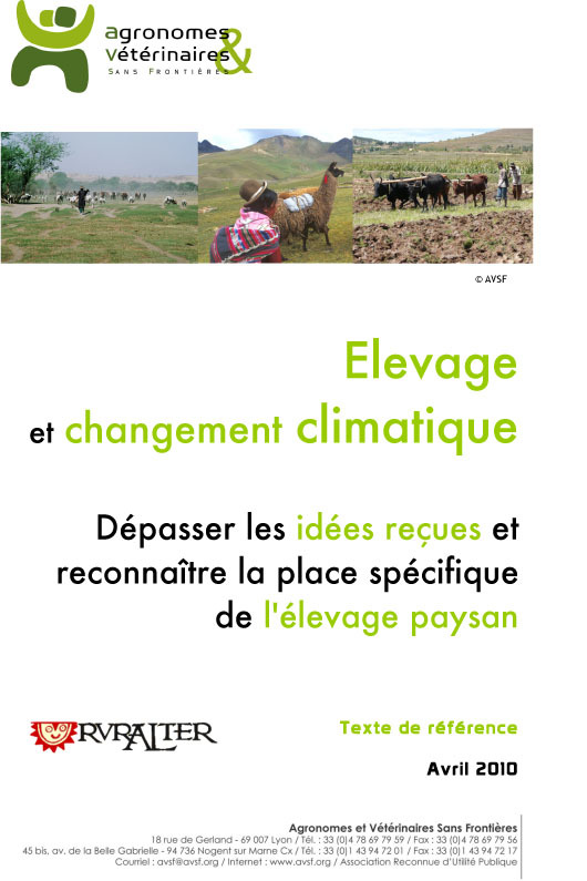 Thumbnail - Elevage et changement climatique : dépasser les idées reçues