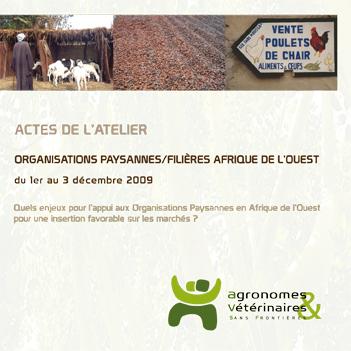 Thumbnail - Organisations paysannes et filières en Afrique de l'Ouest (Atelier)