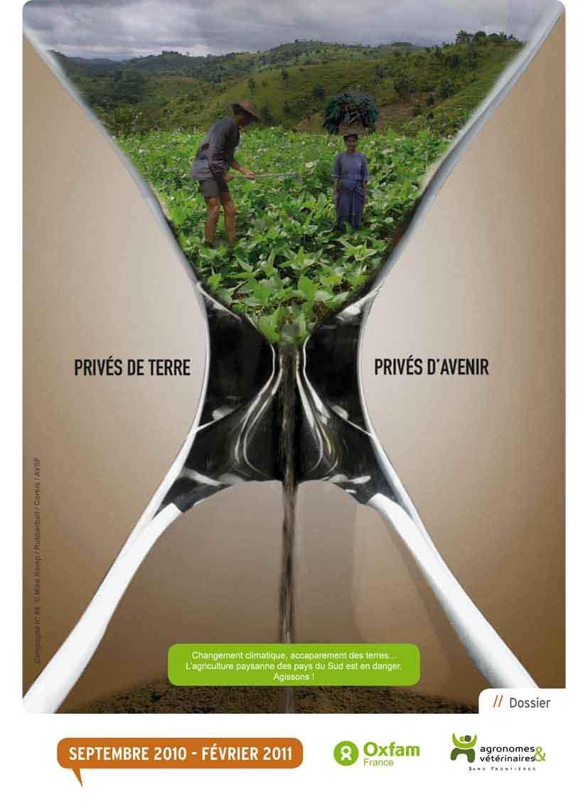 PDF Preview - Privé de terres, privé d'avenir