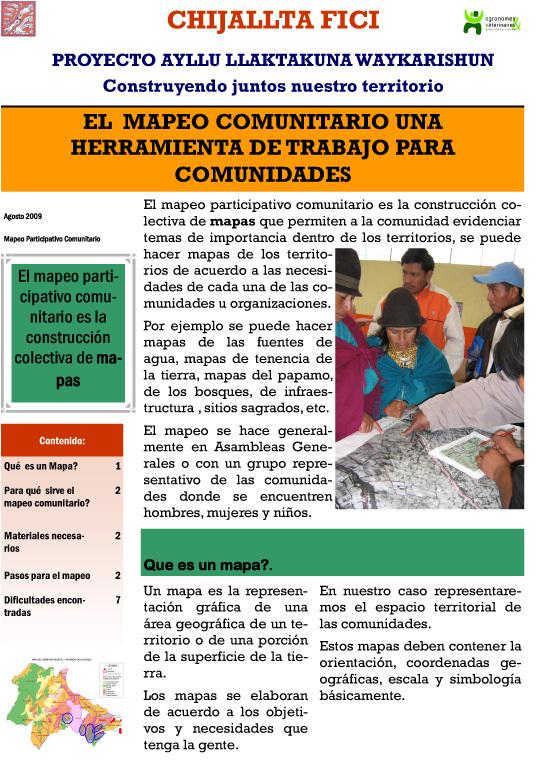 Thumbnail - Herramientas para la construccion de proyectos territoriales con organizaciones indígenas