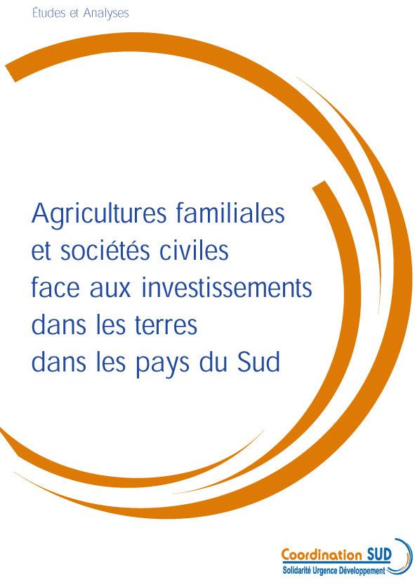 Thumbnail - Agricultures familiales et sociétés civiles face aux investissements dans les terres dans les pays du Sud