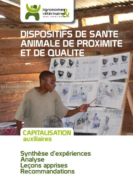 Thumbnail - Dispositifs de santé animale de proximité et de qualité : les enseignements de l'expérience d'AVSF