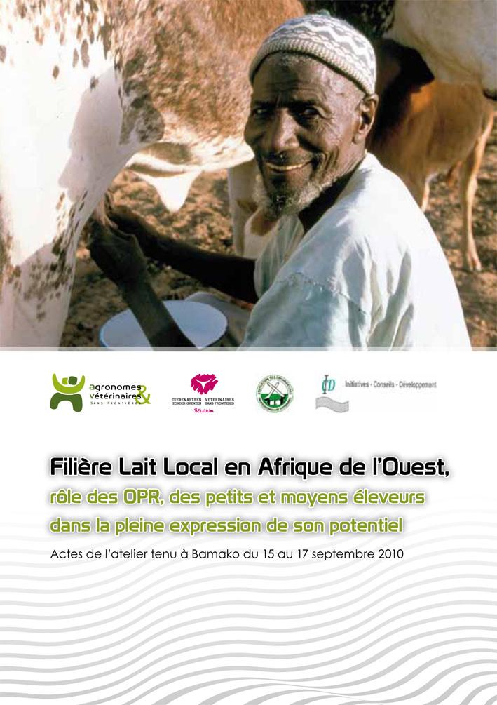 Thumbnail - Filière local lait en Afrique de l'Ouest : rôle des OPR, des petits et moyens éleveurs dans la pleine expression de son potentiel
