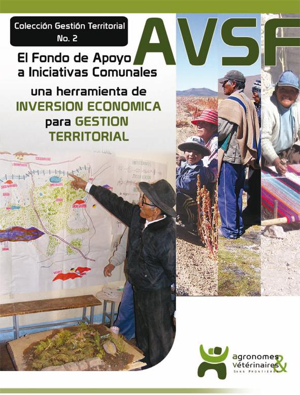 Thumbnail - El fondo de apoyo a iniciativas comunales : una herramienta de inversión económica para la gestión territorial