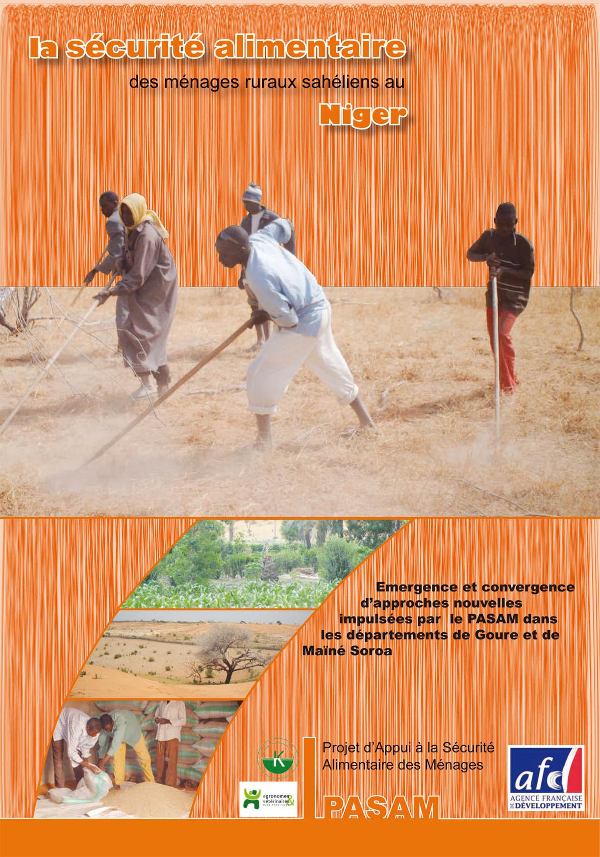Thumbnail - La sécurité alimentaire des ménages ruraux sahéliens au Niger : les approches innovantes du projet PASAM